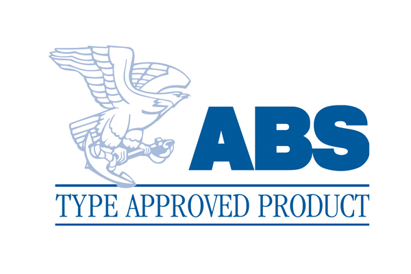 ABS type approved product